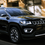 jeep compass 2020 Black