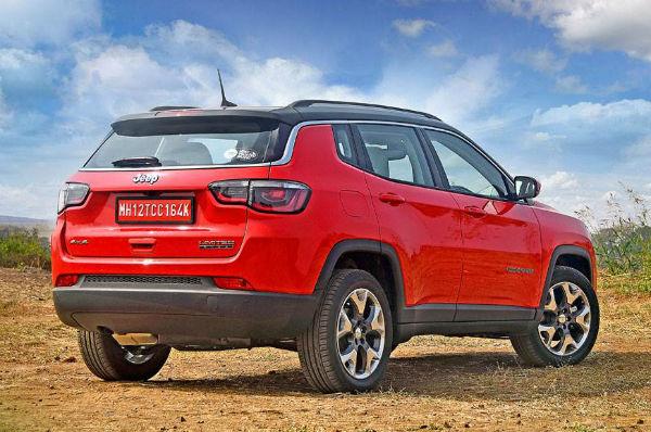 Jeep compass 2020 India