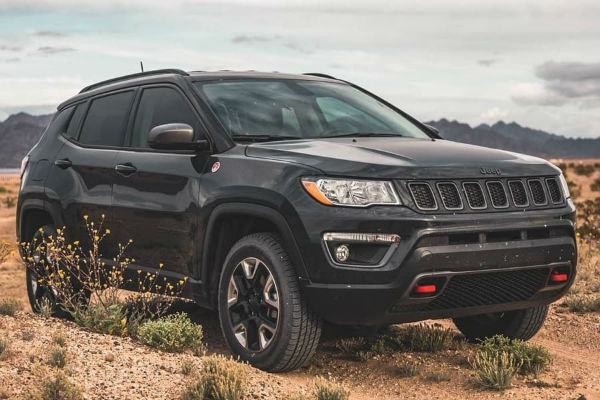 Jeep Compass 2020 Limited