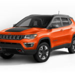 Jeep Compass 2020 Orange