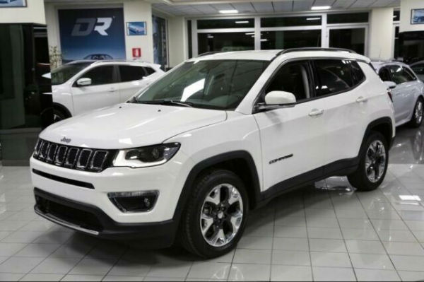 Jeep Compass 2020 White