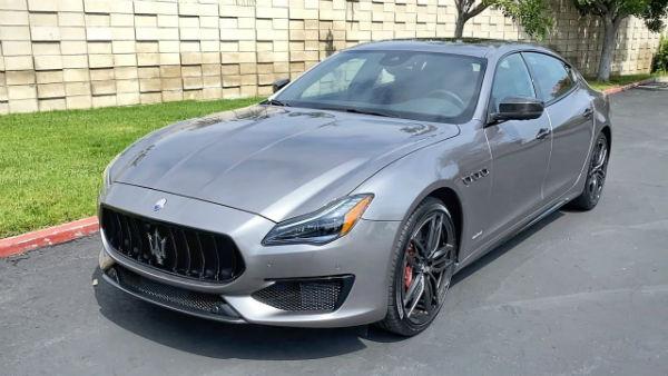 2020 Maserati Quattroporte GTS