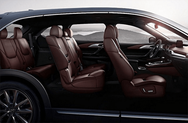 2020 Mazda CX 9 Inside