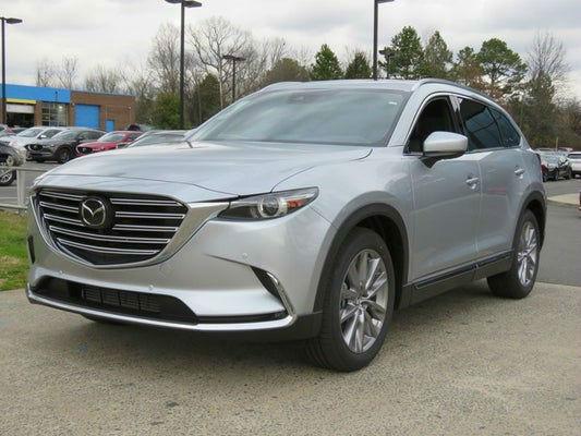 2020 Mazda CX9 Silver