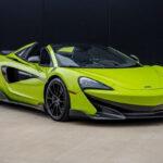 2020 McLaren 600