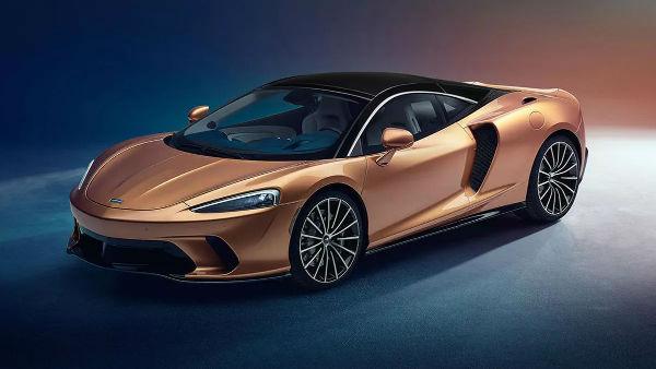 2020 McLaren 600 GT