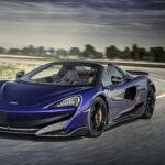 2020 McLaren 600LT Purple