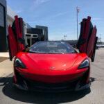 2020 McLaren 600LT Red
