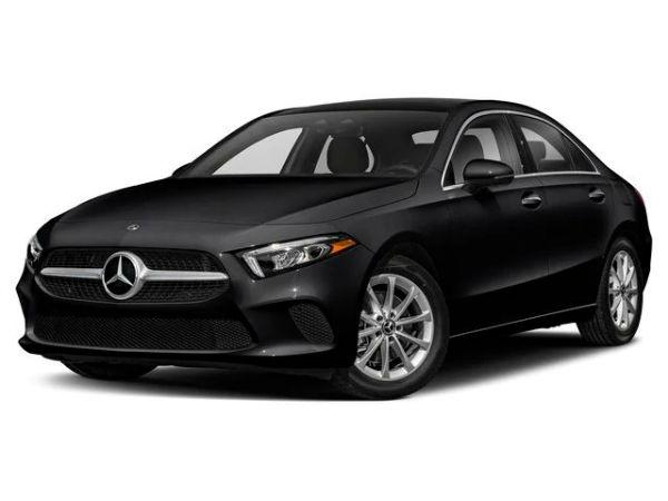 2020 Mercedes-Benz A-Class Black