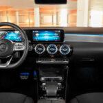 2020 Mercedes-Benz A-Class Interior