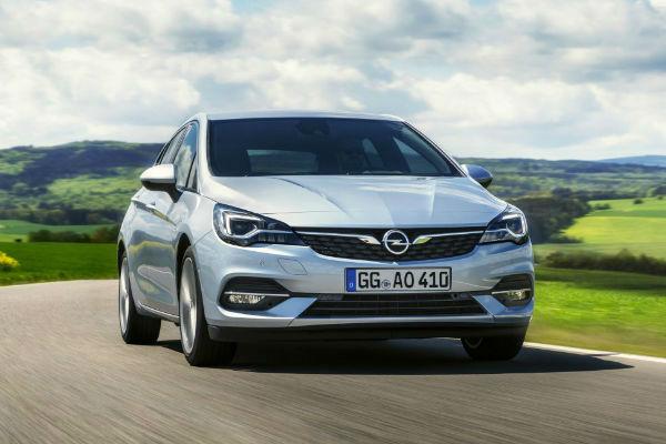 2020 Opel Astra K