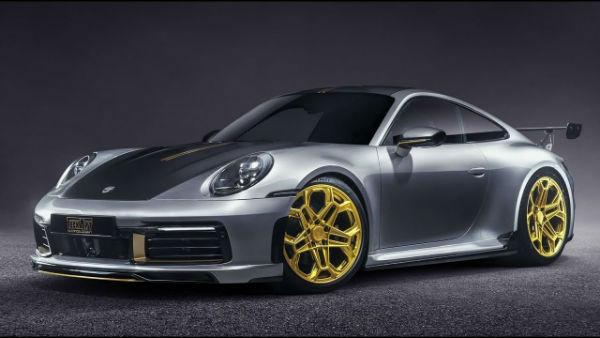 2020 Porsche 911 Techart
