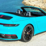 2020 Porsche 911 Turbo S Convertible