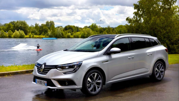 2020 Renault Megane Estate