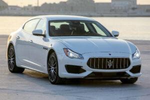 Maserati Quattroporte 2020
