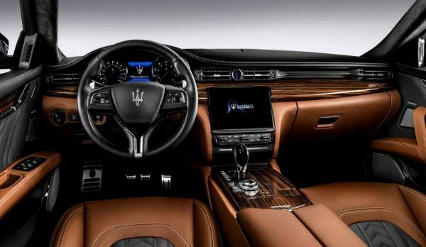 Maserati Quattroporte 2020 Interior