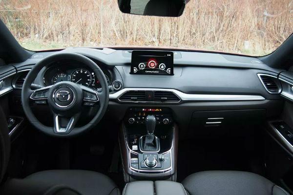 Mazda CX9 2020 Interior