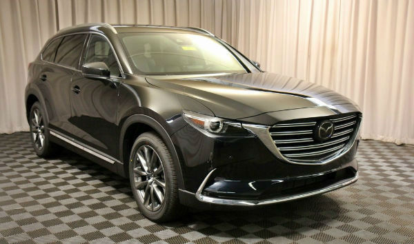Mazda CX9 2020 signature 4D Sport Utility