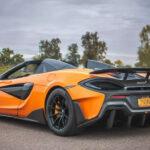 McLaren 600LT 2020 Spider