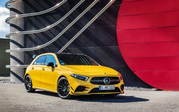Mercedes Benz A-Cass 2020 Hatchback