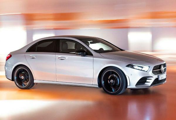 Mercedes Benz A-Cass 2020 India
