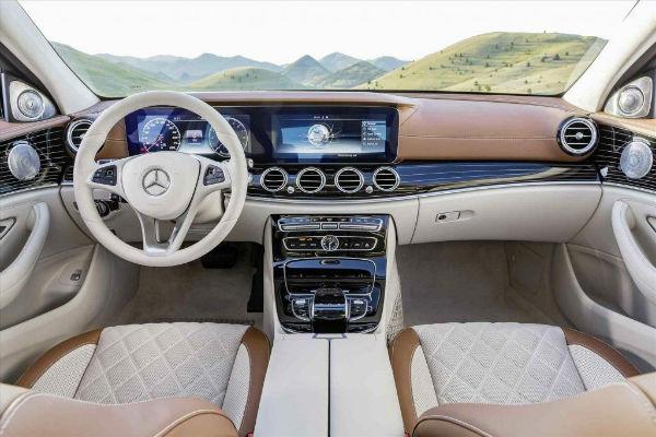 Mercedes Benz A-Cass 2020 Interior