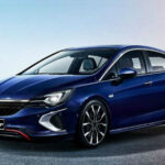 Opel Astra 2020 Blue