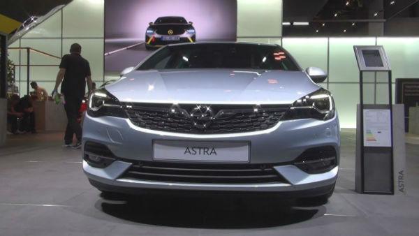 Opel Astra 2020 Elegance DIT 96 kW 6MT