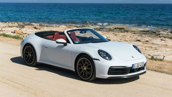 Porsche 911 2020 Convertible