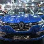 Renault Megane 2020 Blue