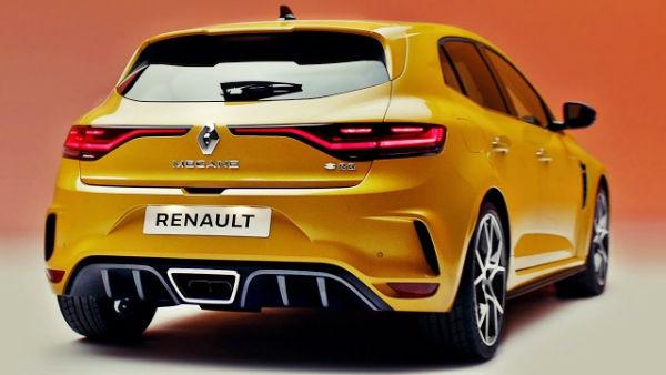 Renault Megane 2020 Hatchback
