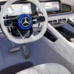 2020 Maybach s600 Interior