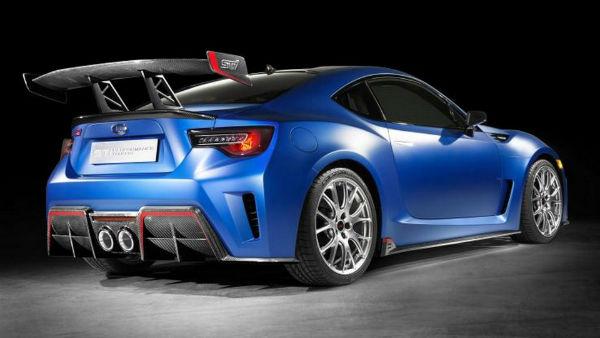 2020 Subaru BZR STI Turbo