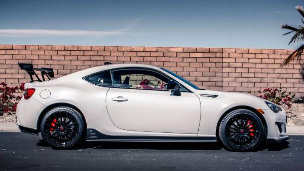 2020 Subaru BZR TS