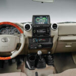 2020 Toyota Land Cruiser 70 Series Interior