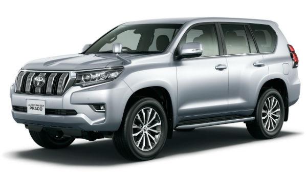2020 Toyota Land Cruiser Prado