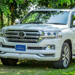 2020 Toyota Land Cruiser ZX