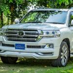2020 Toyota Land Cruiser ZX