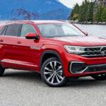 2020 Volkswagen Atlas Sport