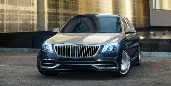 Maybach s600 Mercedes-Benz 2020