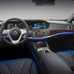 Mercedes S600 Maybach 2020 Interior
