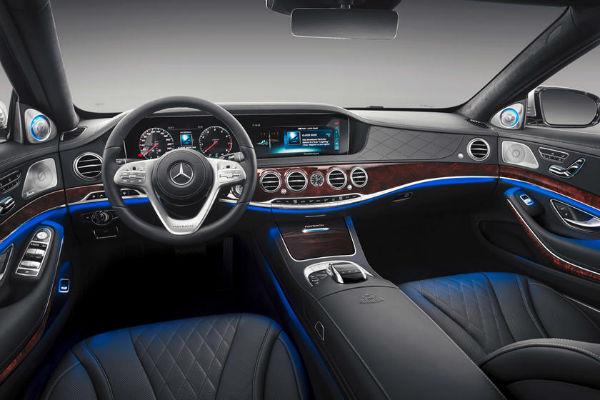 Mercedes S600 Maybach 2020 Interior