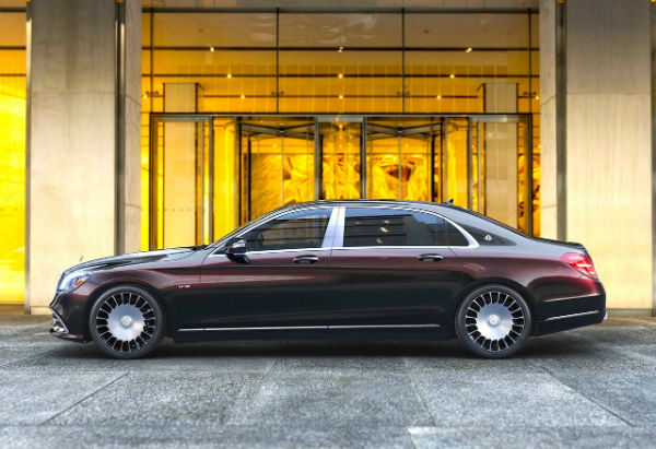 Mercedes s600 Maybach 2020