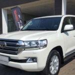 Toyota 2020 Land Cruiser