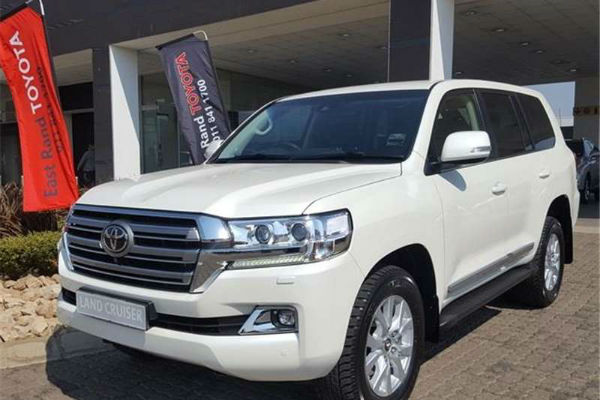 Toyota 2020 Land Cruiser