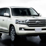 Toyota Land Cruiser 2020 Pakistan