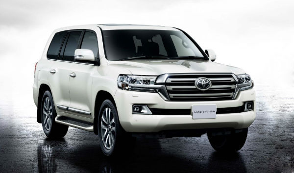 Toyota Land Cruiser 2020 Pakistan