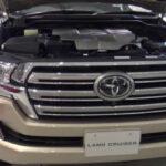 Toyota Land Cruiser 2020 V8