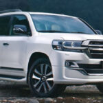 Toyota Land Cruiser v8 ZX 2020