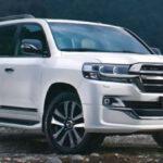 Toyota Land Cruiser v8 ZX 2020